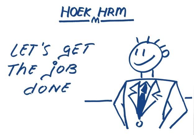 HoekHRM get the job done krijgt het voor elkaar